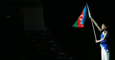 Bu gün Bakıda bədii gimnastika üzrə Avropa çempionatı start götürəcək