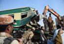 Pakistanda sərnişin qatarı yük qatarına çarpılıb, 13 nəfər ölüb, 67 nəfər yaralanıb