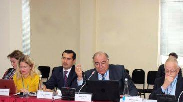 Azərbaycan Tbilisidəki beynəlxalq elmi konfransda təmsil olunub