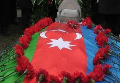 Azərbaycan tərəfi Qarabağ döyüşlərində şəhid olanların sayını açıqladı