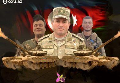 Azərbaycan şəhidlərini andı