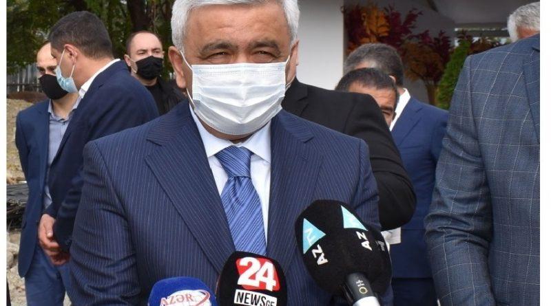 """Rövnəq Abdullayev: """"SOCAR Gürcüstanın əsas qaz təchizatçısıdır"""""""