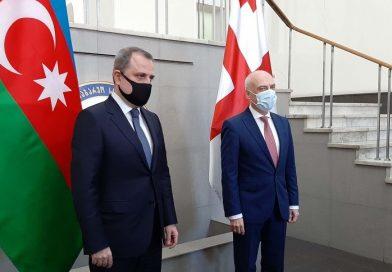 Gürcüstan və Azərbaycan XİN başçıları Türkiyəyə yola düşüblər